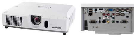 Hitachi multi purpose projector