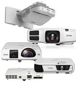 Epson Projector Family