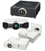 Panasonic Projector Family