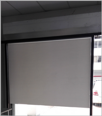 Projection white board film
